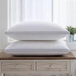 Tissu de coton doux Beau Regard de forme oblongue Oreiller pour emballagede détail (JAR033)