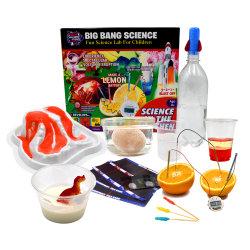 Ciência na cozinha de brinquedos educativos de Haste