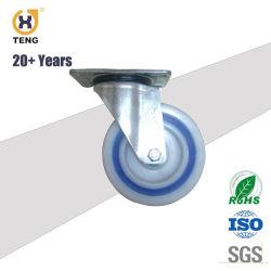 Type de plaque supérieure de la plaque de fixation de roulette pivotante avec prix de gros