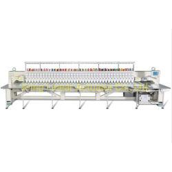 Macchina piana automatizzata del ricamo della grande scala per grandi vestiti, tende, assestamento, mestieri, macchina del ricamo
