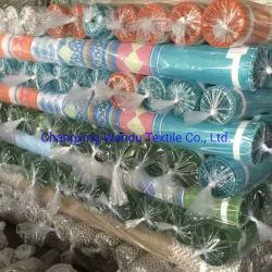 Fabricante de ropa china mayorista de ropa de cama de poliéster 100% microfibra, tejido de la piel de Durazno