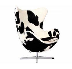 Ei-Stuhl durch Arne Jacobsen/europäischer Entwurfs-Lehnsessel