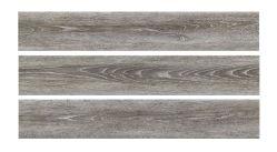灰色の木の居間および食堂のための穀物によって艶をかけられる陶磁器の床タイル