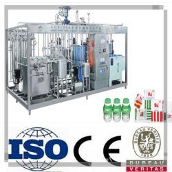500-10000L de Lopende band die van het Sap van de Yoghurt van de melk De Machines van de Machine maken