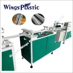 جهاز ملف تعريف PVC، ماكينة قطع صدفة الزاوية PVC / خط الإنتاج