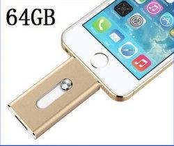 Voller Capacity Disk Driver 8GB/16g/32g/64G USB Flash Drive für iPhone iPad Mac/PC IOS