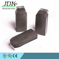 Diamante Fickert dell'obbligazione del metallo L140 per la molatura del granito