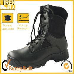Из натуральной кожи крупного рогатого скота тактические ботинки для военных