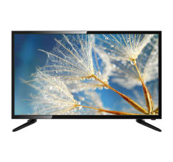 شاشة مسطحة LED LCD ملونة عالية الدقة ذكية 40 بوصة تلفزيون