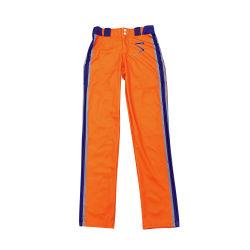 Custom Made 100% Polyester Sublimation Männer Günstige Baseball-Hose für Verkauf