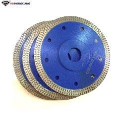 Super delgada Hoja de sierra de diamante para cortar azulejos de cerámica