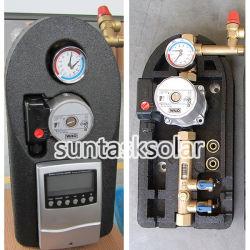 محطة العمل الشمسية Suntask لنظام سخان المياه الشمسية (WS-I)