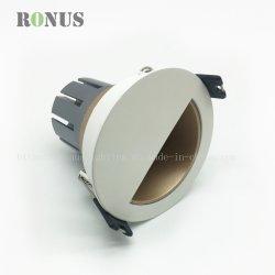 Riflettore dell'interno di illuminazione della PANNOCCHIA del LED di Downlight del semicerchio MR16 del punto dell'indicatore luminoso 5W del soffitto di alluminio della lampada