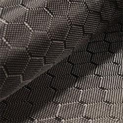 Tessuto/Tessuto In Fibra Di Carbonio A Onde Esagonali