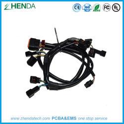 自動車ケーブルの電気コードワイヤー馬具