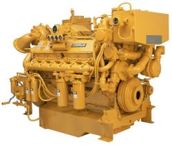 De Dieselmotor van de rupsband/van de Kat/Generator C15/C18/C27/3508/3512/3516 voor Gebruik Oilfiled