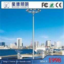 Lampada a palo per esterni Baode da 18 m con 200 W. Luce LED
