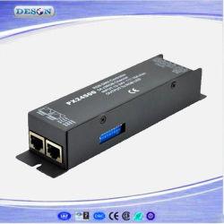 5A*3 LED de tensão constante de canal de descodificador DMX