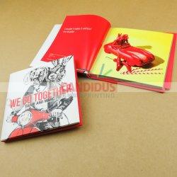 安いハードカバーの児童図書の印刷の写真撮影の本のCoffeetableの本のオフセット印刷の通関サービス