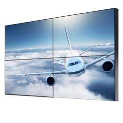Alto brillo en la pared de la pared de vigilancia de la pantalla LCD del panel de retroiluminación LED