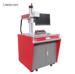 CNCレーザーの彫刻家/Medicaは20Wファイバーレーザーのマーキング機械に用具を使う