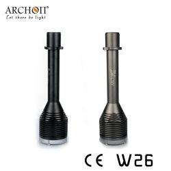 Archon 1の000lumens W26のクリー族Xm-L2 U2 LEDのダイビングのトーチライト