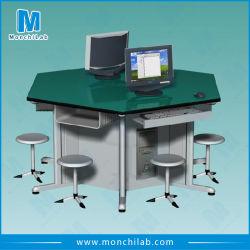 Mobiliario de laboratorio de ciencias de la Escuela Secundaria