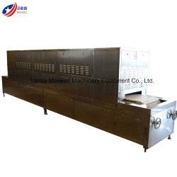 Vacío de microondas secador deshidratador de fruta de la máquina del horno de secado de alimentos