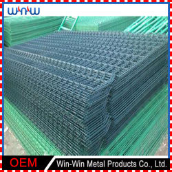 Расширенный провод нержавеющей стали 6X6 металла сваренный конструкцией усиливая конкретную сетку
