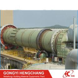 직업적인 제조자 2.5*50m 능동태 탄소 석회석 회전하는 킬른