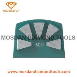 Harter schneller Dreieck-Segment-Bonddiamant der Hilfsmittel-5 für Lavina