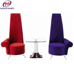 Alto luxo volta Chair Hotel Decoration cadeira (XYM-H96)