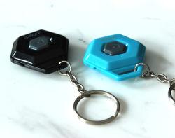 Ipega小型Bluetoothの自己タイマーのコントローラ、Smartphoneのカメラ制御、携帯電話のために使用するBluetoothのリモート・コントロール自己タイマー
