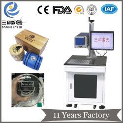El grabado láser de CO2 / máquina de marcado para Crystal Gade muebles