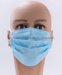 민간인 사용을%s 처분할 수 있는 부직포 3ply 여과지 먼지 가면 반대로 바이러스 가면 Pm 2.5 Earloop 입 덮개