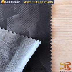 Amt18239 50d spandex polyester tissu gaufré avec TPU pour vêtement Film 3K