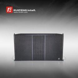 PA 스피커용 프로 오디오 라인 어레이 시스템 패시브 서브우퍼