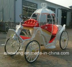 Het Vervoer van het Paard van de Pompoen van de Kar van het Paard van het Huwelijk van het Vervoer van het paard