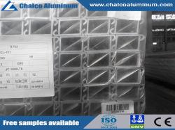 6063 Perfiles de Aluminio Extruido para el Guarnecido de la Ventana de Automoción