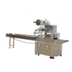 Machine d'emballage de savon flux Soap Machines d'emballage machine de conditionnement horizontale de savon Savon oreiller Wrapper de débit