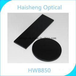 Hwb850 Cristal óptico de infrarrojos aplicados en instrumentos de seguridad
