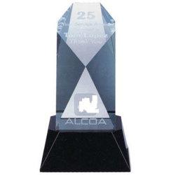 Trofeo di cristallo di prima qualità