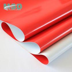 Tissu Tissu enduit de PVC tente la bâche de protection à revêtement en PVC