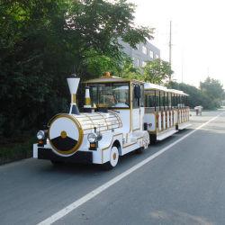 الصين صاحب مصنع 42 [ستر] كهربائيّة حالة لهو قافلة تموين مجموعة مع قاطرة و2 عربة حمّالة