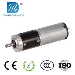 22mm Pm DC Motor de engranajes de transmisión planetaria
