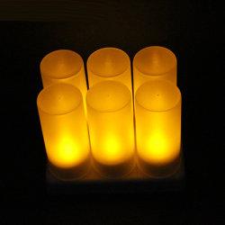 كهربائيّة شمعة مصباح يحمّل [لد] ضيائيّة شاي شمعة مصباح