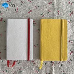 Het mini Boek van de Nota van de Kantoorbehoeften van het Notitieboekje van de Douane van het Leer van Pu