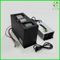 72V 100Ah Bateria para EV E-Car