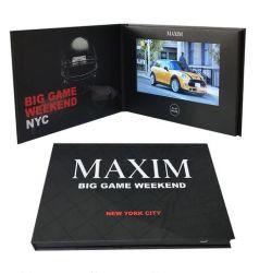 Pantalla LCD de tapa dura de tarjetas de vídeo