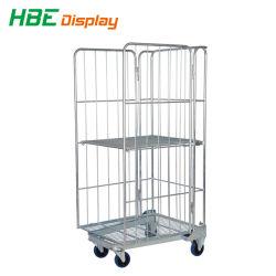 3 Zijcontainer Voor Logistiek Gebruik